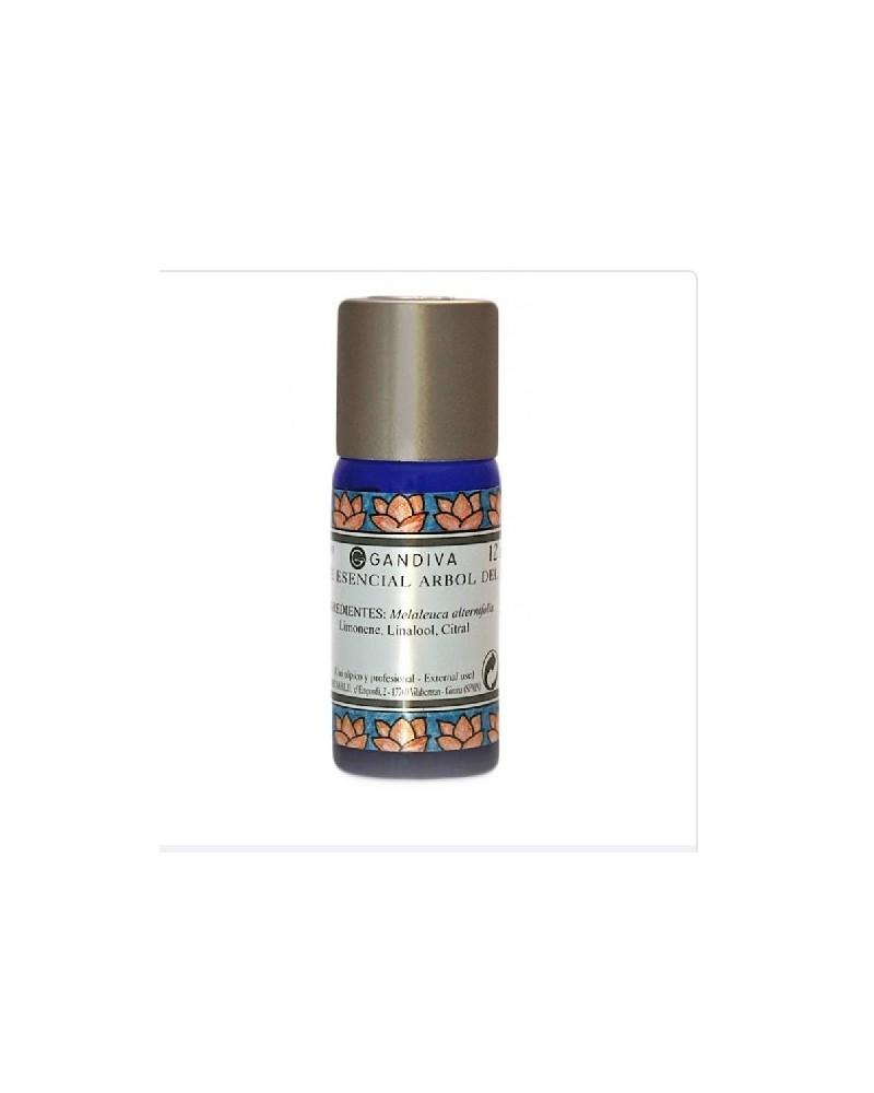aceite essencial arbol del té 12 ml gandiba